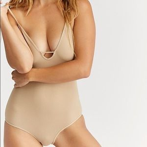 Free People Intimates & Sleepwear - Free People Move Along Bodysuit XS/S - flaw